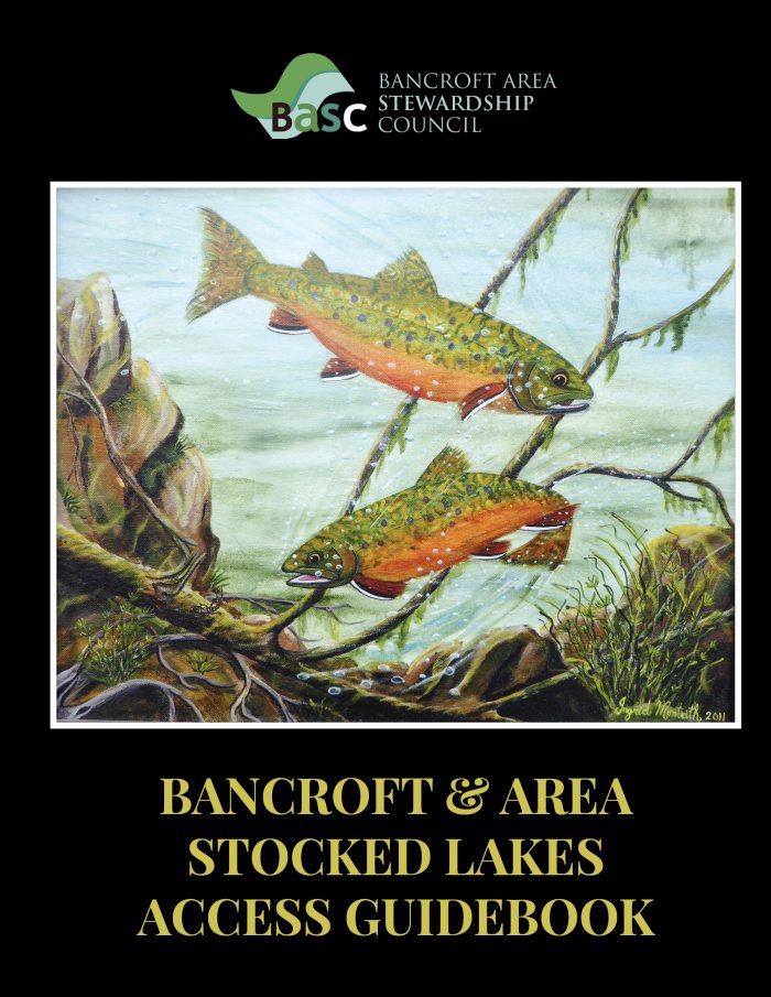 Bancroft Stocked Lakes Guidebook 2020-Cover (002)final